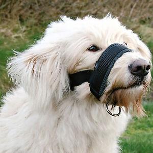 Trixie Dog Soft Nylon Dog Muzzle Loop Large