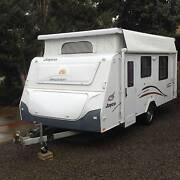 Jayco Discovery Poptop Caravan Flagstaff Hill Morphett Vale Area Preview