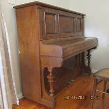 Lovely old Strauss piano in working condition Hackett North Canberra Preview