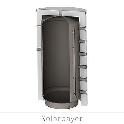 Memoria buffer 1500 2200 Litro Riscaldamento serbatoio per Solare, di Tampone