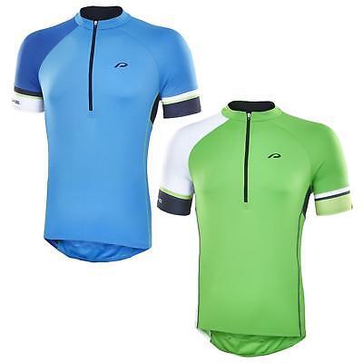 Protective Darwin Herren Fahrrad Trikot Kurzarm Jersey Rad Sport Shirt Rennrad