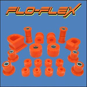 MK4 & MK5 Ford Cortina Front Suspension Bushes in Polyurethane