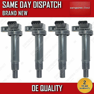 4x LEXUS GS G-S GS 430 4.3 1997 > ON 4-SET-PACK-IGNITION COIL PENCIL 90919-02230