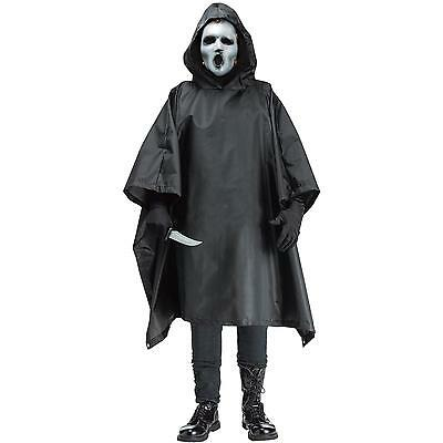 MTV - Scream the TV Series - New Ghostface Costume (Child and Adult