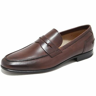 9677I mocassini uomo J. HOLBENS scarpe loafers shoes men