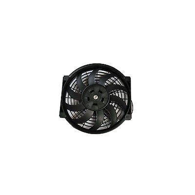 """ACP 10"""" Universal Push Radiator Cooling Fan Curved Blades Replacement Unit"""