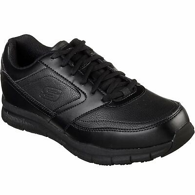 Skechers Work Mens 10.5 Relaxed Fit