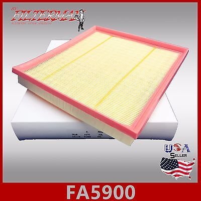 FA5900 AF3917 AF1452 ENGINE AIR FILTER: BMW 535I 640I 740I X3 X4 X5 3.0L 2979CC