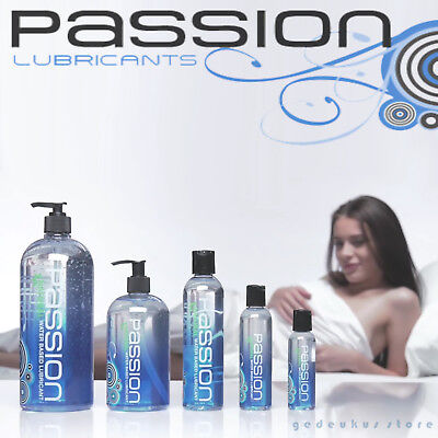 For sale PASSION Lube | Intimate Lotion Condom Lubricant Anal Gel | 0.25 2 4 8 16 34 oz