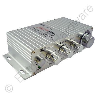 Wangma WM-333 Stereo Amplifier for Arcade Machine Cabinet 22W 12V MAME, JAMMA usato  Spedire a Italy