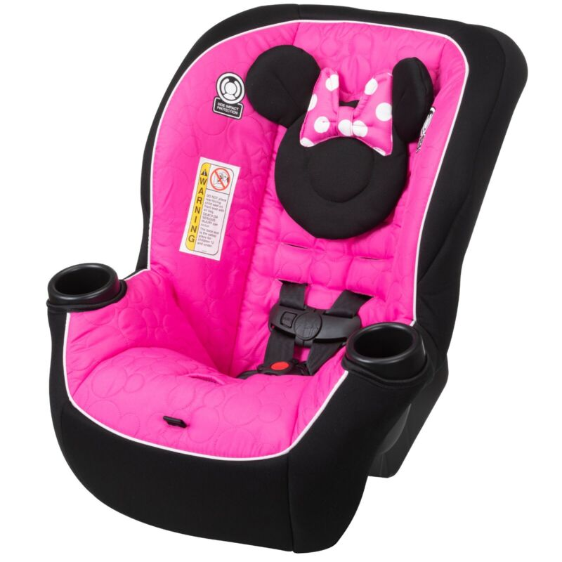 Disney Convertible Baby Car Seat Vehicle Safety Infant Toddler Child Travel