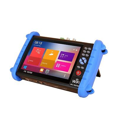 Security Camera Tester-Support IP,HD and Analog Camera-with SDI Input, Power ...