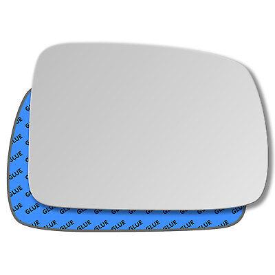 spiegelglas für HONDA CRV 1996-2006 rechts asphärisch beifahrerseite