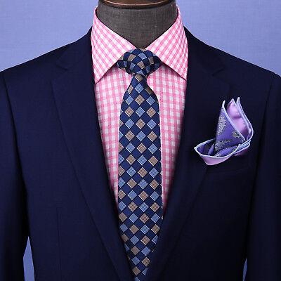 Blue&Light Blue Pattern Style 3