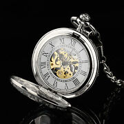 Russian Silver Pocket Watch