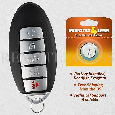 Remote For 2013 2014 2015 Nissan Altima Keyless Entry Smart Key Fob IC 014 for sale  USA