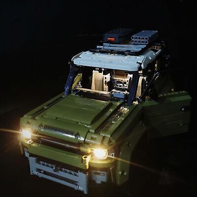Kyglaring LED Light for LEGO 42110 Land Rover Defender Technic Lighting