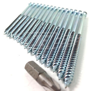 ZINC-FINE-THREAD-DRYWALL-PLASTERBOARD-SCREWS-SHARP-POINT-ALL-SIZES-SOLD