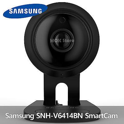 Samsung SNH-V6414BN SmartCam HD Plus 1080p Wi-Fi IP Monitoring Security Camera