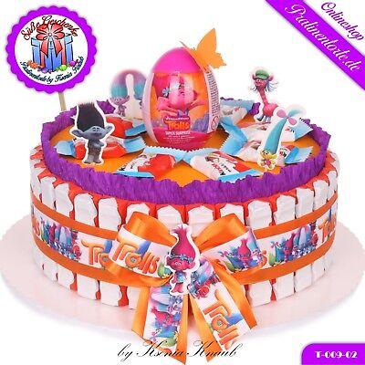 ❀  Geschenkidee Pralinen Torte zum Geburtstag