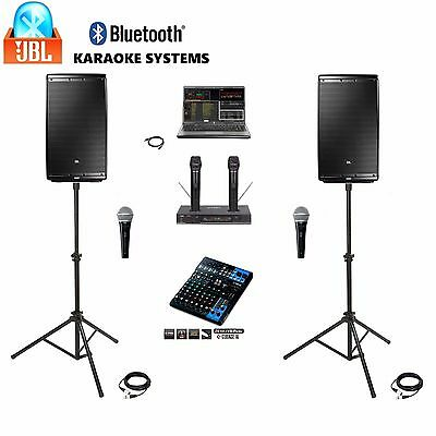 BEST PROFESSIONAL JBL Karaoke System DJ Laptop Digital MACHINE Karaoke