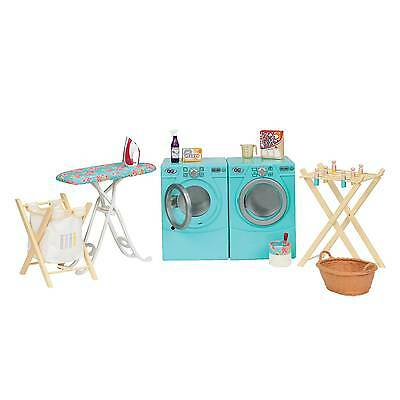 Our Generation® Tumble and Spin Laundry Accessory Set