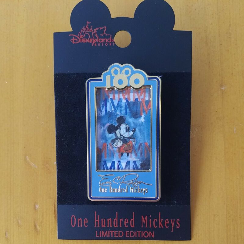 DLR One Hundred 100 Mickeys Pin Series MM 053 MMMouse Mouse PIN 13184 LE