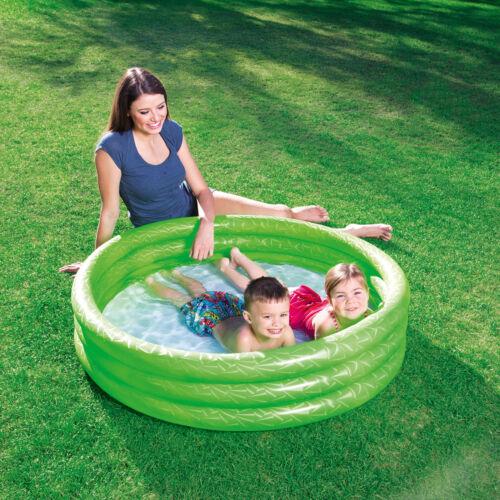 Kinder Pool Schwimmbecken Planschbecken Schwimmen Babypool Ø 102 cm