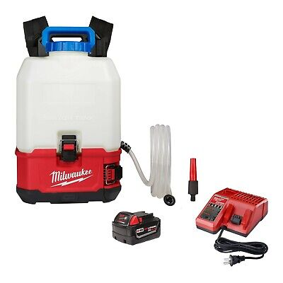 2820-21ws Milwaukee M18 Switch Tank Backpack Water Supply Kit