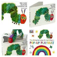 Wanted The Very Hungry Caterpillar Books , Board games etc Boronia Heights Logan Area Preview