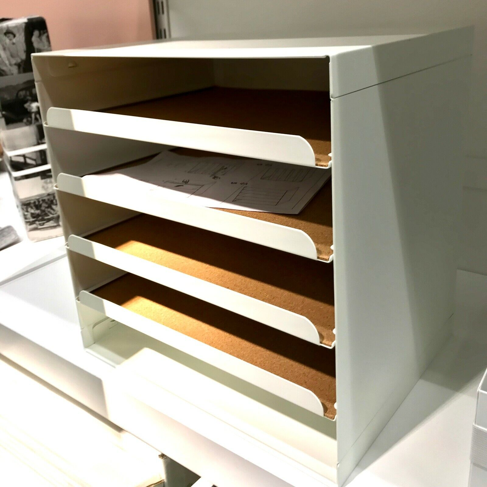 IKEA KVISSLE Briefablage Ablage Büro PRAXIS NEU&OVP Arbeitszimmer