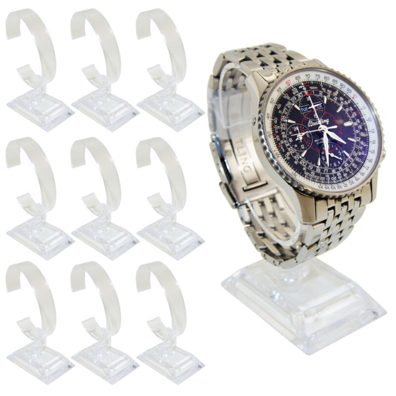10 Pack of Watch Display Stand Holders