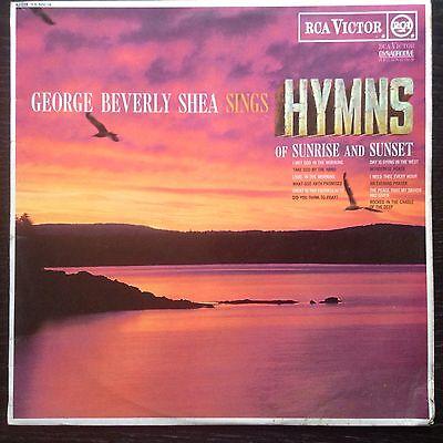 "George Beverly Shea ""Hymns of Sunrise &"" RS-50016 (LPM-2839)"