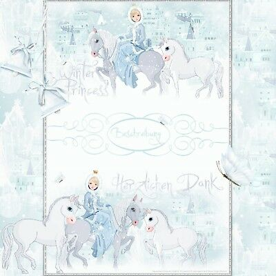 Winter Princess Auction Listing Template Mobile Friendly Policy Compliant |584 E