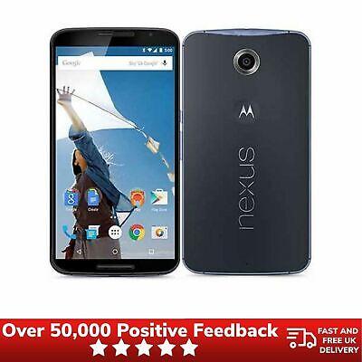 Motorola Nexus 6 Unlocked 32GB - Midnight Blue