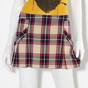 princess vera wang juniors pleated mini skirt