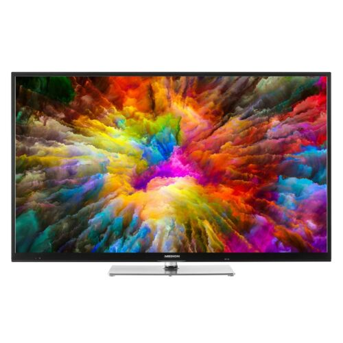 """MEDION LIFE X14321 Fernseher 108cm/43"""" Zoll TV 4K UHD HDR Dolby Vision DTS A+"""
