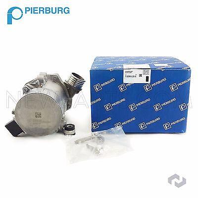 BMW Electric Engine Water Pump + Bolts OEM Pierburg E90 E60 E70 3.0si z4 30i NEW
