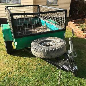 6x4 box trailer Chigwell Glenorchy Area Preview