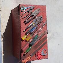 Toolbox + contents Clearance Sale Armidale City Preview