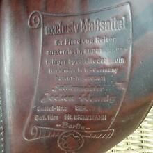 Lovely German crafted Dressage Saddle Mundubbera North Burnett Area Preview