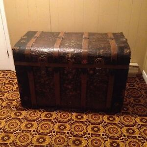 Old trunks for sale