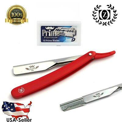 Best Shaving Razor for Beard Shape Up 10 Double Edge Dorco Prime Sensitive (Best Razor For Beard Shaping)
