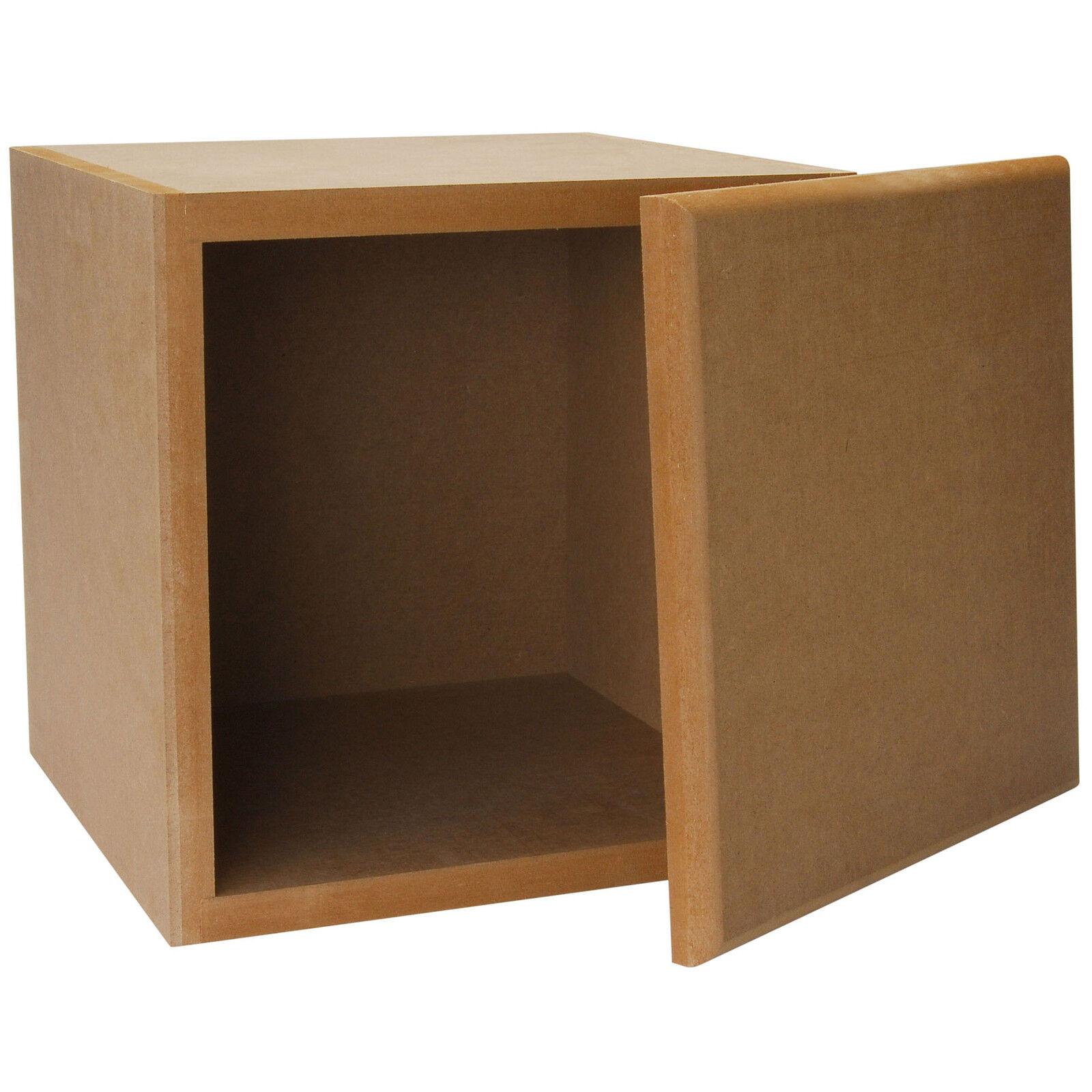 Knockdown Kitchen Cabinets: Knock-Down MDF 0.67 Ft³ Subwoofer Cabinet