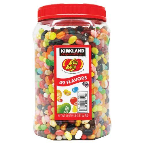 Kirkland Signature Jelly Belly, Variety Pack, 64 oz