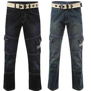 new mens regular fit straight leg denim jeans trousers waist size 30 32 34 36 38. Black Bedroom Furniture Sets. Home Design Ideas