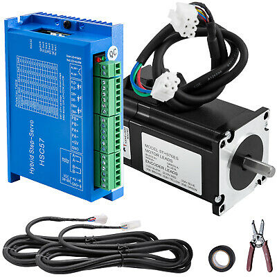 57hse2n Nema 23 Closed-loop Stepper Motor 2n.m Hss57 Hybrid Servo Driver Kit