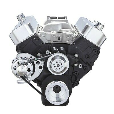 BBC Serpentine Kit Alternator Only Big Block Chevy 396 427 454 Conversion