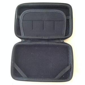 NEW NINTENDO 3DS XL TRAVEL POUCH CASE ONLY BLACK Parkinson Brisbane South West Preview