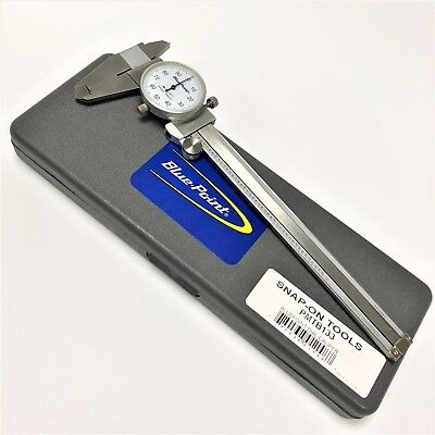 Snap-on Blue Point 0-60.1rev. Dial Caliper